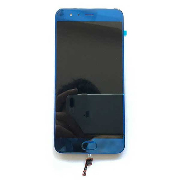 Complete Screen Assembly with Fingerprint Flex Cable for Xiaomi Mi 6