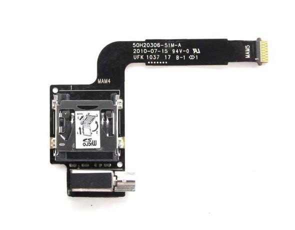 HTC Desire Z SD Slot & Vibrator Flex Cable