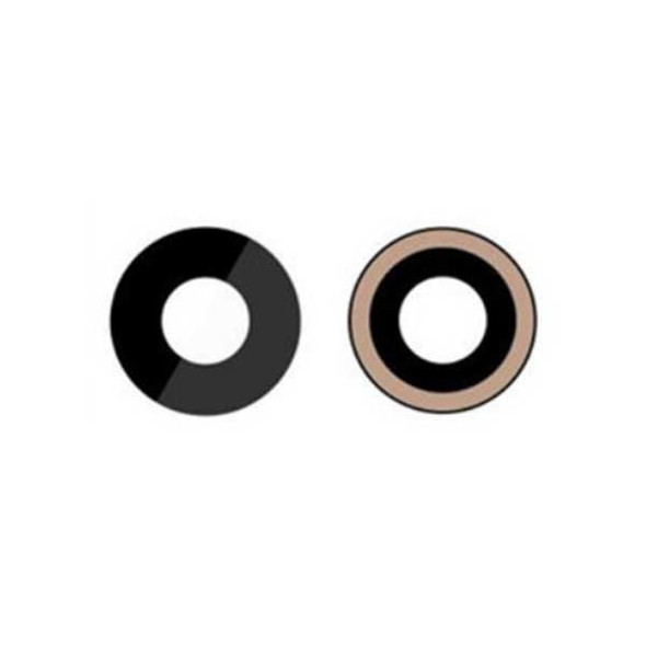 Camera Lens with Adhesive for Lenovo K5 Note from www.parts4repair.com