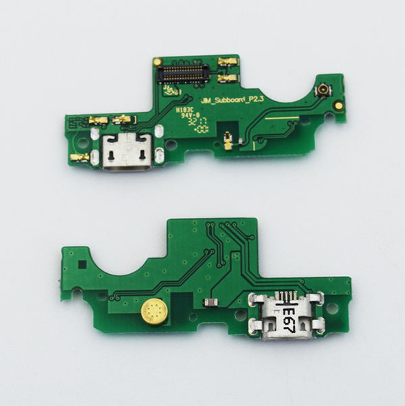 Dock Port PCB Board for Huawei Honor V9 Play