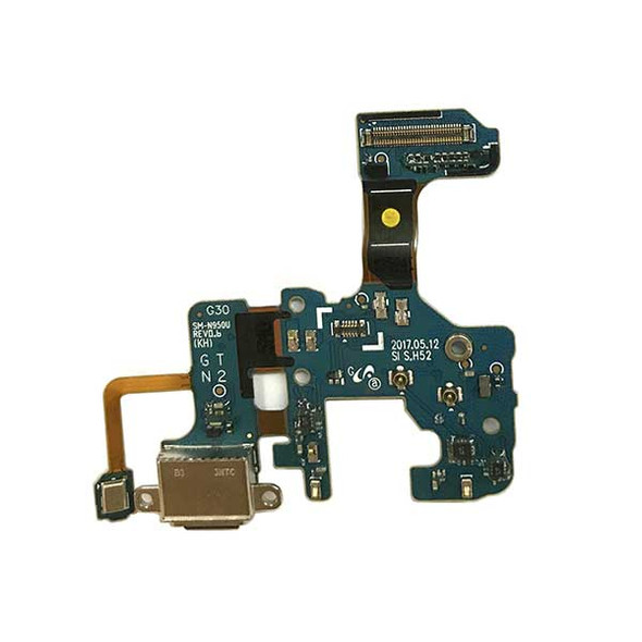 Dock Charging Flex Cable for Samsung Galaxy Note8 N950U from www.parts4repair.com