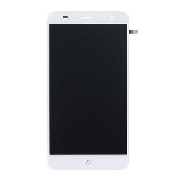 Complete Screen Assembly for ZTE Blade V7 Plus from www.parts4repair.com