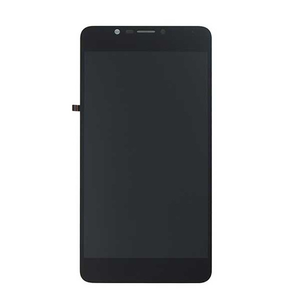 Complete Screen Assembly for Wiko Tommy 2 Plus from www.parts4repair.com