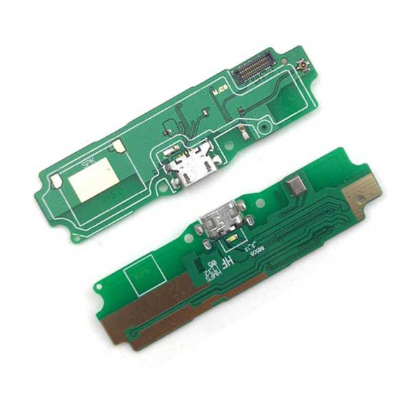 Dock Charging PCB Board for Xiaomi Redmi 5A from www.parts4repair.com
