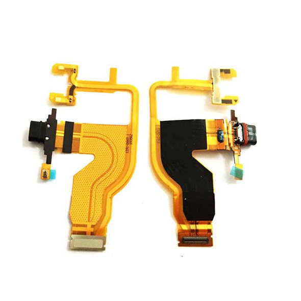 Dock Charging Flex Cable for Sony Xperia Z4 Tablet SGP771 SGP712 from www.parts4repair.com