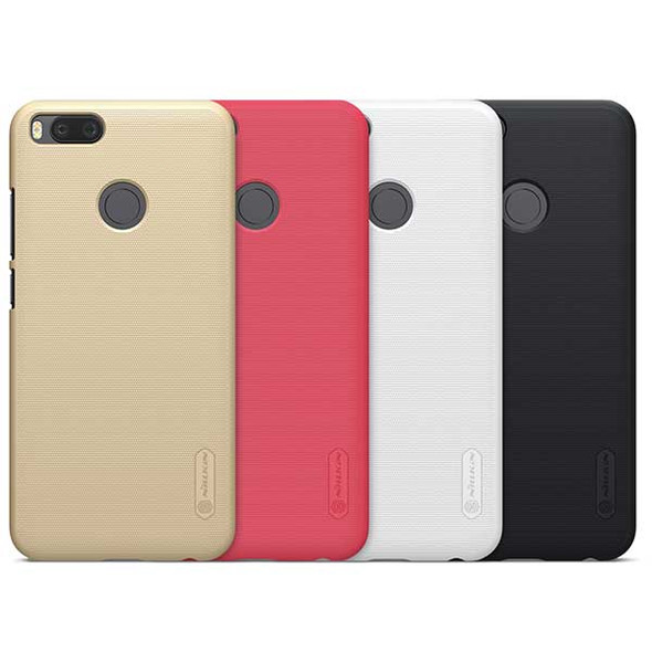 Frosted Shield Hard Back Case for Xiaomi Mi A1 (5X) from www.parts4repair.com