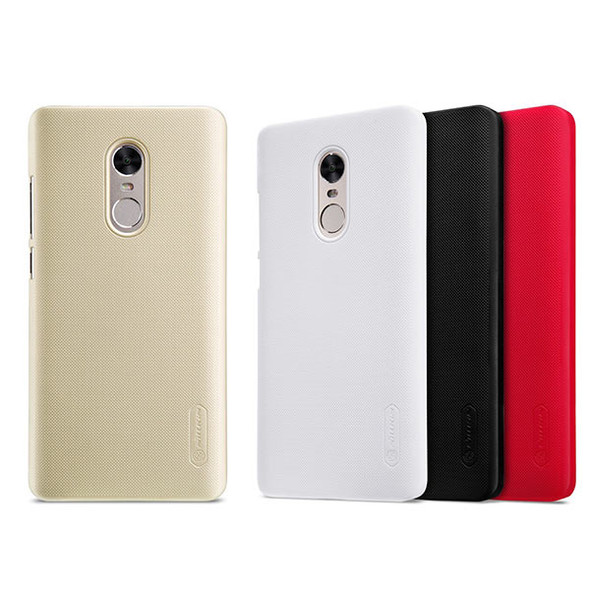 Frosted Shield Hard Back Case for Xiaomi Redmi Note 4 MTK