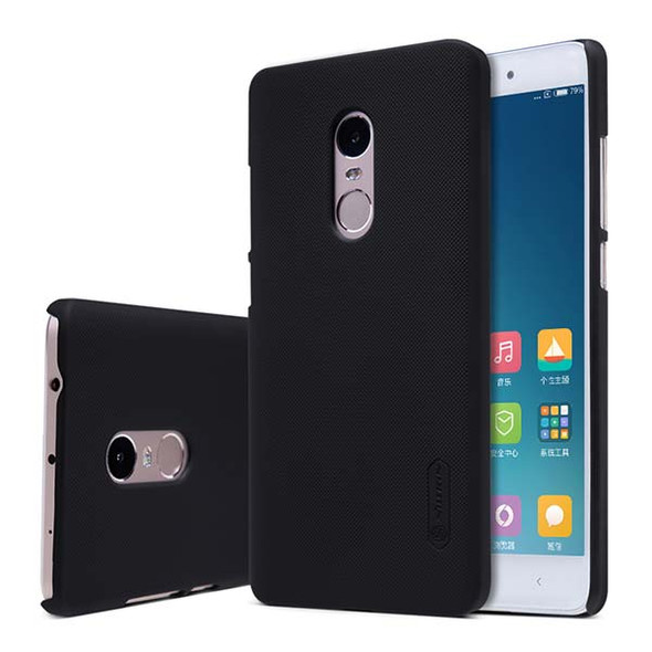 Frosted Shield Hard Back Case for Xiaomi Redmi Note 4X 4GB+64GB