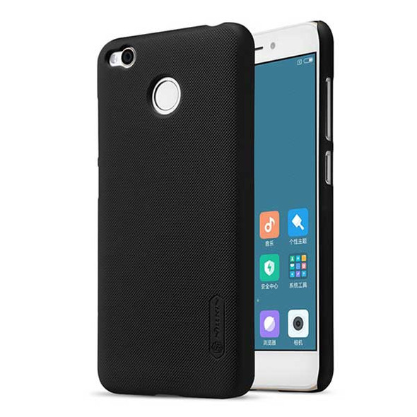 Frosted Shield Hard Back Case for Xiaomi Redmi 4X