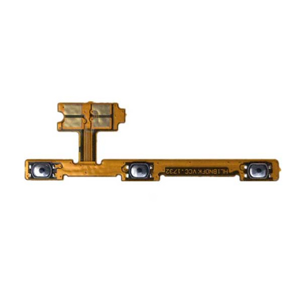 Side Key Flex Cable for Huawei Honor 7X from www.parts4repair.com