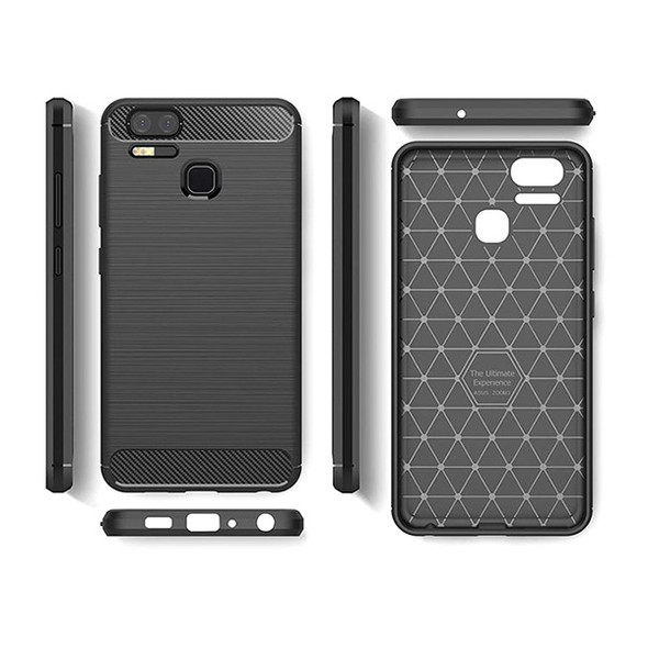 Sillicon Back Protector Case for Asus Zenfone 3 Zoom ZE553KL