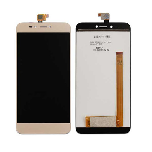 Complete Screen Assembly for Wiko Upulse from www.parts4repair.com