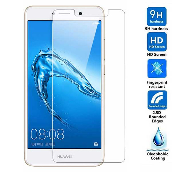 Premium Tempered Glass Screen Protector for Huawei Y7 (Huawei Nova Lite+) from www.parts4repair.com