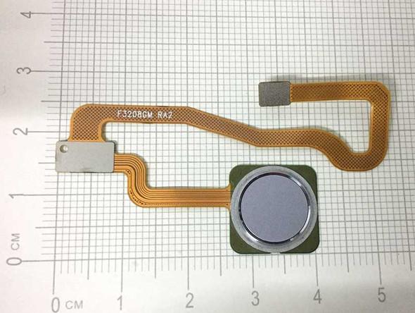 Fingerprint Sensor Flex Cable for Xiaomi Redmi Y1 Lite from www.parts4repair.com