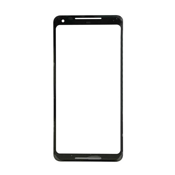 Front Glass for HTC Google Pixel 2 XL from www.parts4repair.com