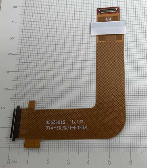 LCD Connector Flex Cable for Huawei MediaPad T3 8.0 from www.parts4repair.com