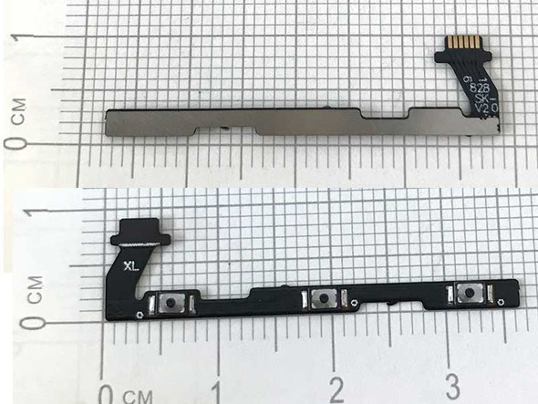 Side Key Flex Cable for Huawei Y6 2017 from www.parts4repair.com