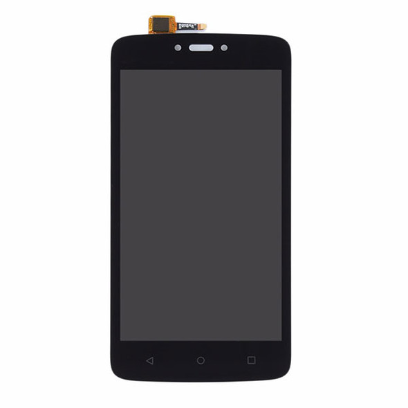 Complete Screen Assembly for Motorola Moto C from www.parts4repair.com