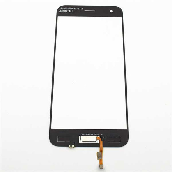 Front Glass with Fingerprint Flex for Asus Zenfone 4 ZE554KL White | Parts4Repair.com