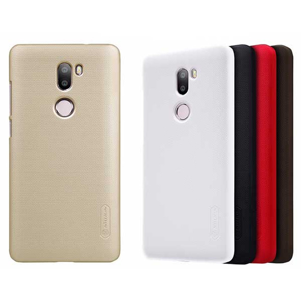 Frosted Shield Hard Back Case for Xiaomi Mi 5s Plus