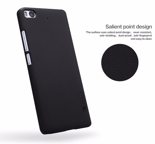 Frosted Shield Hard Back Case for Xiaomi Mi 5s