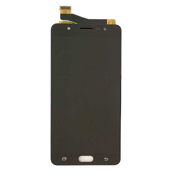 LCD Screen Digitizer Assembly for Samsung Galaxy J7 Max G615 Black from www.parts4repair.com