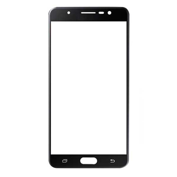 Outer Glass for Samsung Galaxy J7 Max G615F/DS -Black