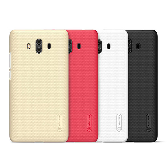 Frosted Shield Hard Back Case for Huawei Mate 10