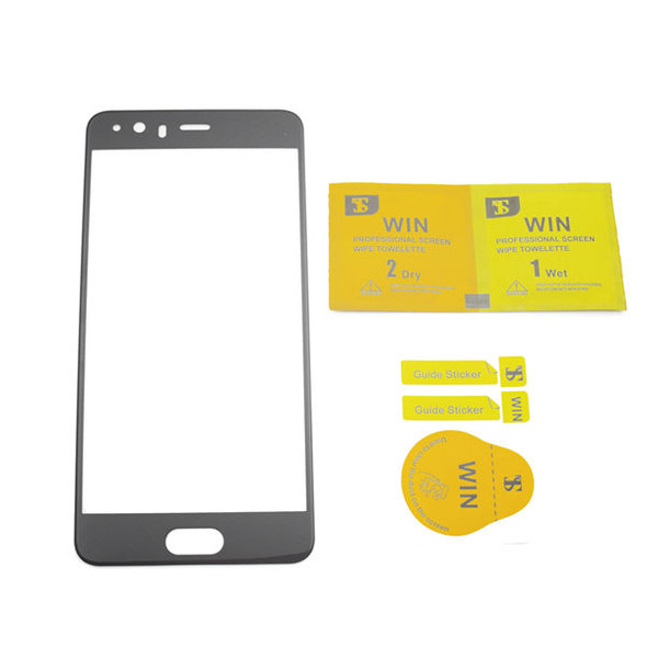 5D Full Cover Tempered Glass for Huawei P10 Plus from www.parts4repair.com