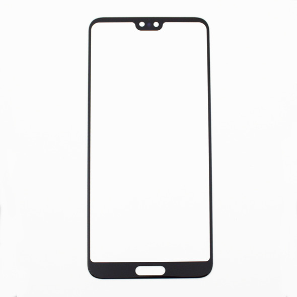 Front Glass for Huawei P20 Pro Black from www.parts4repair.com