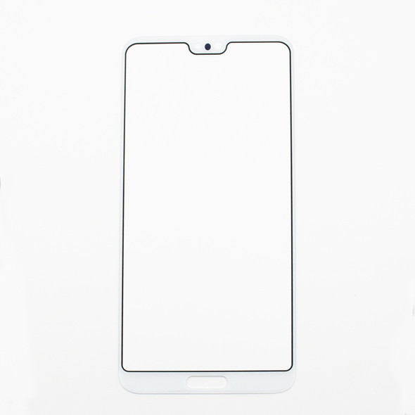 Front Glass for Huawei P20 Pro White from www.parts4repair.com