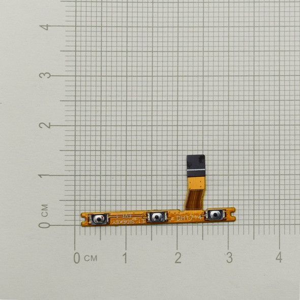 Side Key Flex Cable for Nokia 3