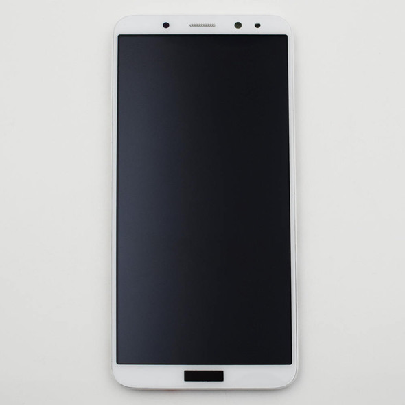 LCD Screen Digitizer Assembly with Bezel for Huawei Mate 10 Lite from www.parts4repair.com