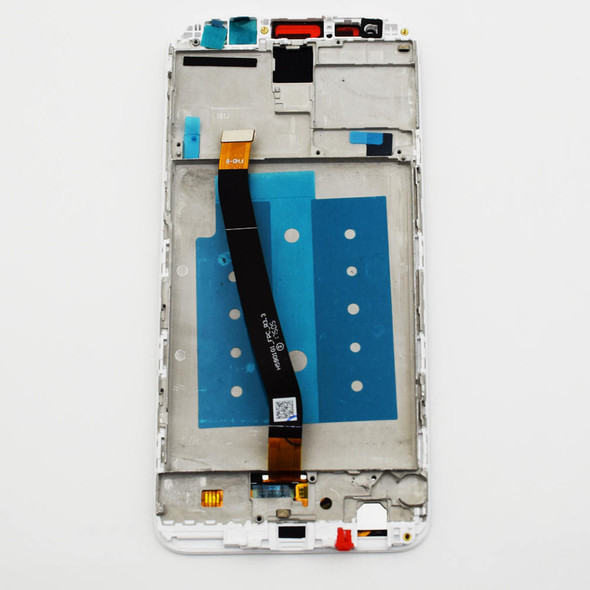 Touch Screen Assembly with Frame for Huawei Mate 10 Lite White
