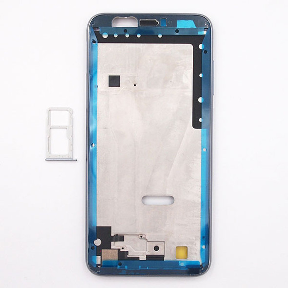 Front Housing + Side Keys + SIM Tray for Huawei Honor 9 Lite from www.parts4repair.com
