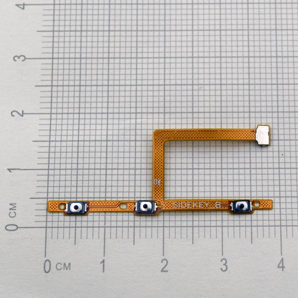 Side Key Flex Cable for Nokia 8 from www.parts4repair.com