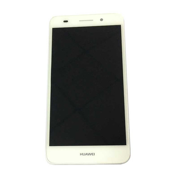 Complete Screen Assembly with Bezel for Huawei Honor 5A -White