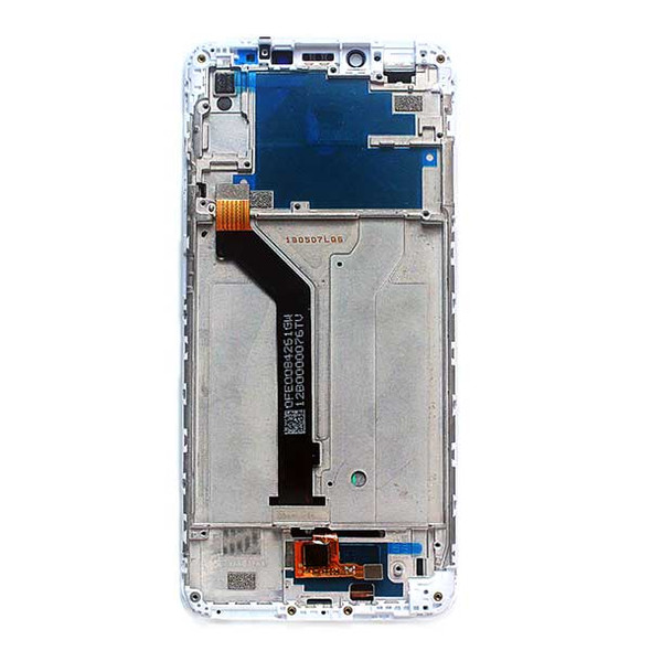 LCD Touch Screen Digitizer Assembly with Frame for Redmi Y2