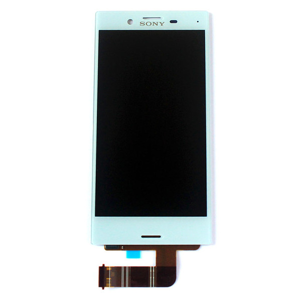Complete Screen Assembly for Sony Xperia X Compact F5321 -Mist Blue