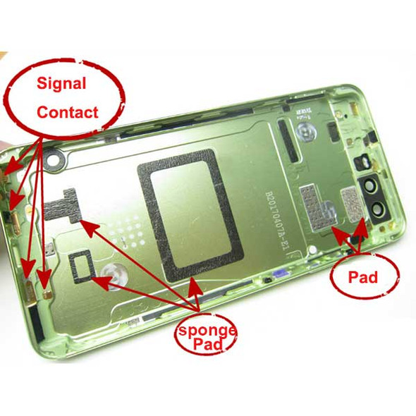 Huawei P10 Back Housing Cover Green