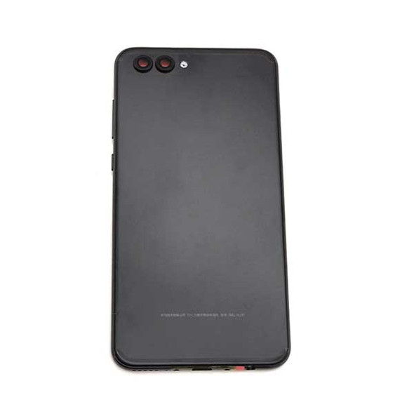 Huawei Honor View 10 Back Housing with Side Keys  Black