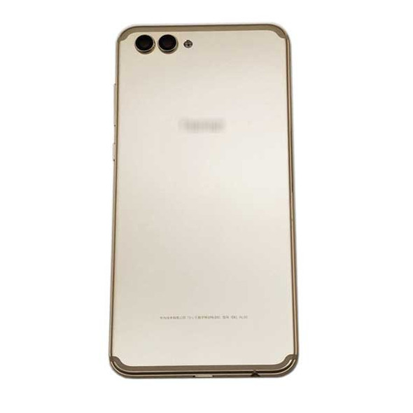 Huawei Honor View 10 Back Housing with Side Keys Gold