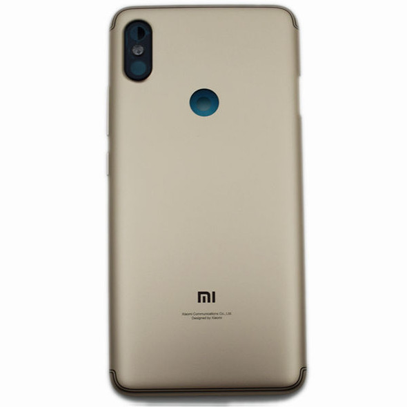 Redmi S2 Rear Housing Cover Gold