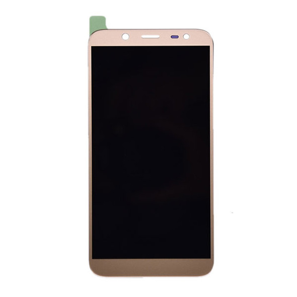 Samsung Galaxy J6 / On6 LCD Screen and Digitizer Assembly Gold