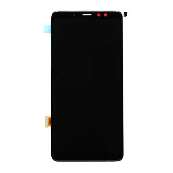 Samsung Galaxy A8+ 2018 LCD Screen and Digitizer Assembly Black