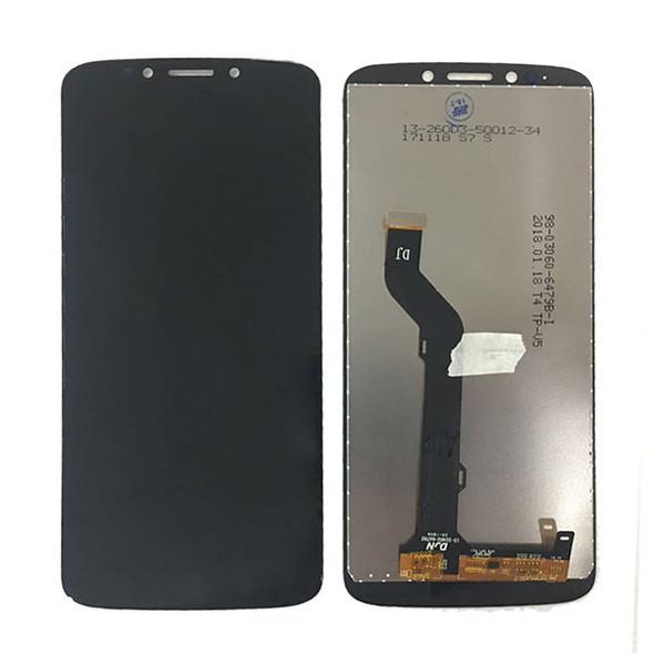 Motorola Moto E5 Plus XT1924 LCD Screen and Digitizer Assembly Black