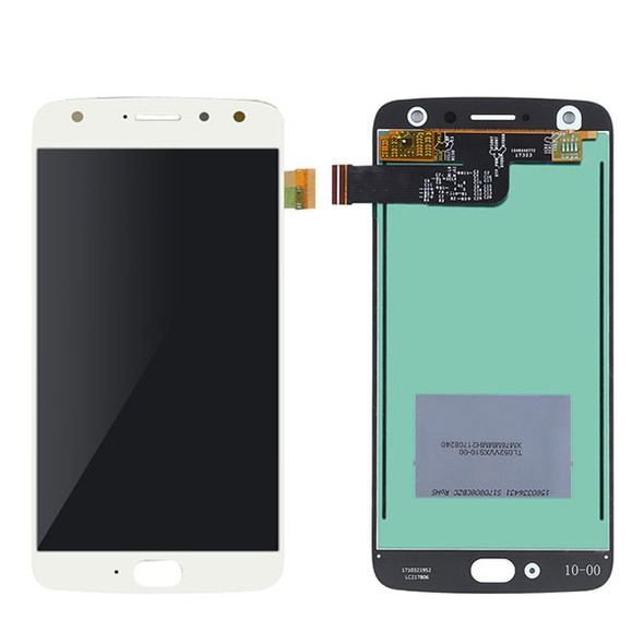 Motorola Moto X4 XT1900 LCD Screen and Digitizer Assembly White