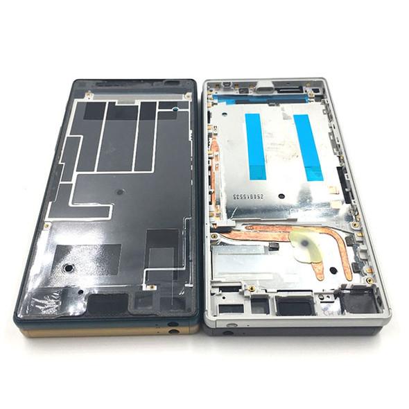 Sony Xperia Z5 Dual LCD Plate White
