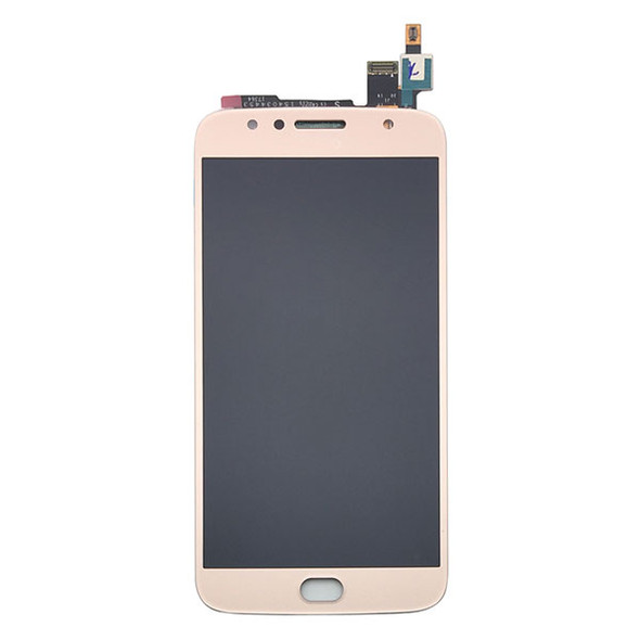 Motorola Moto G5s Plus LCD Screen and Digitizer Assembly Gold