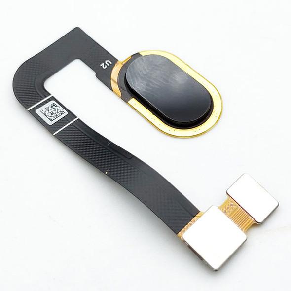 Motorola Moto G5s Plus Fingerprint Sensor Flex Cable Black